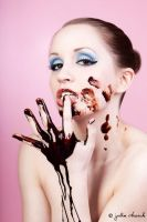 candy series. chocolate by chulii