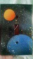 Astral Light Plate Cover by Destinyknights