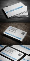 Light business card pack by harmonikas996
