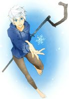 Jack Frost 3 by CATGIRL0926