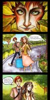 Peter Pan and Wendy part two by HollyTheTerrible