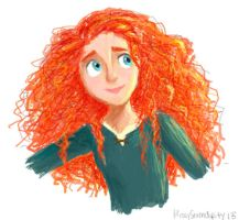 Merida by MissySerendipity