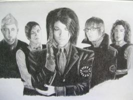 My Chemical Romance by BleednShadow
