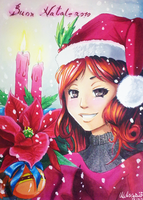 Merry Christmas 2010 by MelissaDuOTM