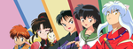 Inuyasha Group | Timeline Facebook by Howie62