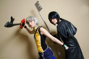 Kingdom Hearts - Ready for battle by MerwillaCosplay