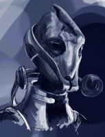 One more Mordin by Kitao-chan