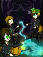 harry potter part 1 by ren-danny