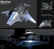 Martlet EPD unit by augustraido