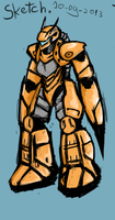 Metal Armors 001 by Endless-warr