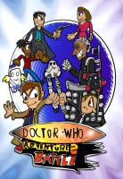 Doctor Who Adventure 2 by Luke-the-F0x