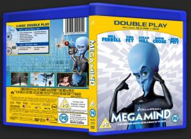 Megamind Blu-Ray Custom by FlashFormula