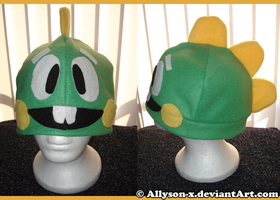 Bubble Bobble Hat by Allyson-x