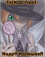 Candy or the knife by biccy
