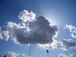 Cloud, Sun,Sky by geiersphotos
