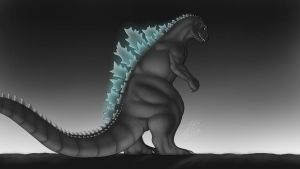 Gojira by BrandonSpokes