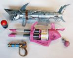 Jinx Weapon Set by xenofett