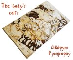 Lady's Cats by ChibiPyro