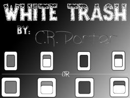 White Trash Recycle Bin  Icons by MrPorter