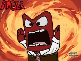 Anger by TheWizardofOzzy
