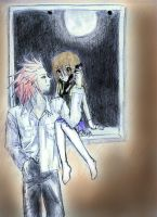 Axel and I by LoveRikuKH