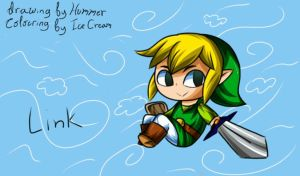 Link Coloured by IceCreamLink