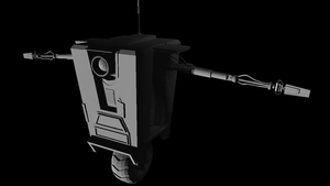 Claptrap 3D model by ZerosFangs
