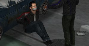 Kaidan in distress part 4 by WarlockFictioner