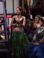Elizabeth Muise at Renfaire 2012 by TheMightyQuinn