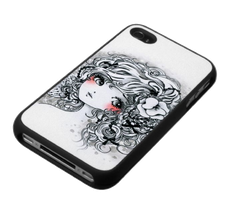 New style - Iphone skin case by BunnyAndI