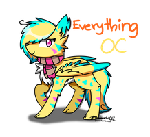 The Everything OC by Zoruannartist68