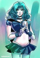 Sailor Neptune by Teruchan