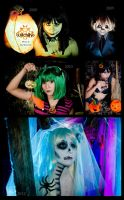 Since 2008:::Happy Halloween by Witchiko