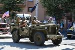 1944 American GI in a Jeep by A1Z2E3R
