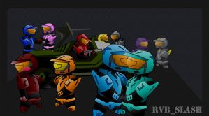RvB Header by DrummahJen