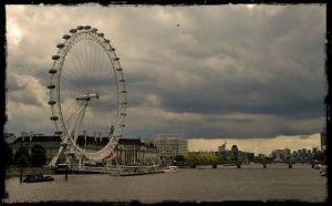Simply London... The Beautiful.... by Tigles1Artistry