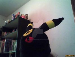 Umbreon Hat, commissioned by ShepardCommanderN7
