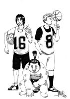 REdraw ES21: Bench players by Manu-G