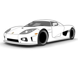 Koenigsegg CCX Art Peview by Vipervelocity