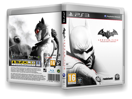 Batman: Arkham City 'Collector's Edition and quot by Ketzuban