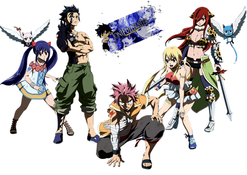 Render| Fairy Tail-Dragon Cry by JoniFullbuster