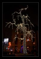 Lights Tree - 2 by skarzynscy
