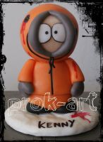 kenny southpark by prok-art