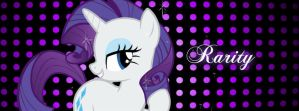 Rarity Bacground Facebook by funyan-lineart
