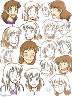 Soma Expressions by Angel-soma