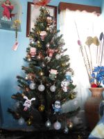 My Xmas Tree by R15ABRAHAM