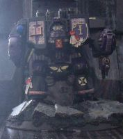 Dreadnought Roland, Front by Rindaris
