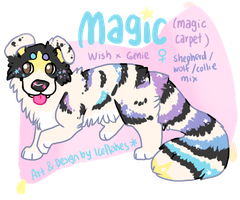 Wish X Genie Litter - Magic by Ice-Flakes