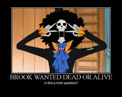 Brook Wanted...ummm by Sprky2008