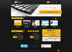 Papdesign official website v1 by PapciuZiom